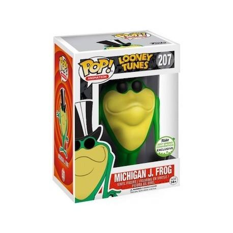 Figur Pop! Emerald Comicon 2017 Looney Tunes Michigan J. Frog Limited Edition Funko Online Shop Switzerland