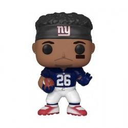 Figurine Pop! NFL Giants Saquon Barkley Funko Boutique en Ligne Suisse