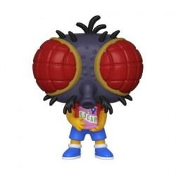 Figurine Pop! Les Simpsons Fly Boy Bart Funko Boutique en Ligne Suisse