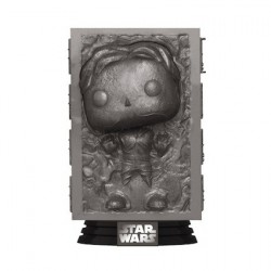 Figur DAMAGED BOX - Pop! Star Wars Han Solo Carbonite Funko Online Shop Switzerland
