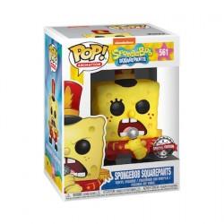 Figur Pop! Spongebob with Band Limited Edition Funko Online Shop Switzerland