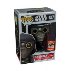 Pop! Galactic Convention 2017 Star Wars Garindan Empire Spy Limited Edition
