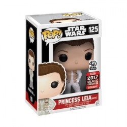 Pop! Galactic Convention 2017 Princess Leia Hoth Limited Edition