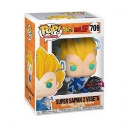Figurine Pop! Dragon Ball Z Vegeta Super Saiyan 2 Edition Limitée Funko Boutique en Ligne Suisse