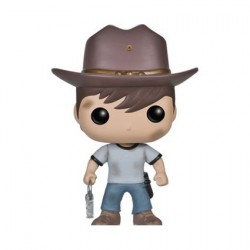 Figur Pop! The Walking Dead Carl (Vaulted) Funko Online Shop Switzerland
