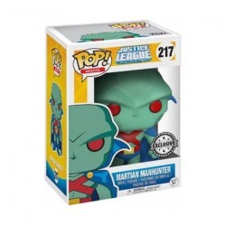 Figur Pop! DC Justice League Unlimited Martian Manhunter Limited Edition Funko Online Shop Switzerland