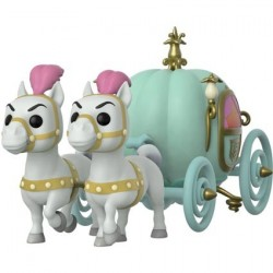 Figurine Pop! Rides Disney Cinderella Cinderella's Carriage Funko Boutique en Ligne Suisse