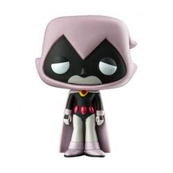 Figurine Pop! DC Teen Titans Go Raven Grey Edition Limitée Funko Boutique en Ligne Suisse