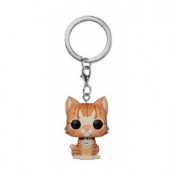 Figurine Pop! Pocket Porte-clés Marvel Goose the Cat Funko Boutique en Ligne Suisse