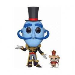 Figur Pop! Movie Coraline Mr. Bobinsky with Mouse (Rare) Funko Online Shop Switzerland