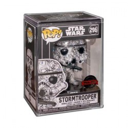 Figur Pop! Futura Star Wars Stormtrooper with Hard Acrylic Protector Limited Edition Funko Online Shop Switzerland