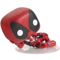 Figurine Pop! Diamond Marvel Deadpool Glitter Edition Limitée Funko Boutique en Ligne Suisse
