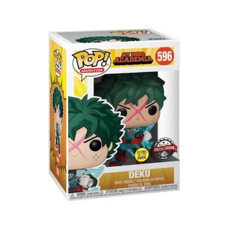 Figur Pop! Glow in the Dark My Hero Academia Deku Full Cowl Limited Edition Funko Online Shop Switzerland