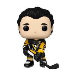 Figurine Pop! Hockey NHL Mario Lemieux Pittsburgh Penguins Home Jersey Edition Limitée Funko Boutique en Ligne Suisse