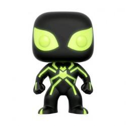 Figurine Pop! Phosphorescent Marvel Spider-Man Stealth Suit Edition Limitée Funko Boutique en Ligne Suisse