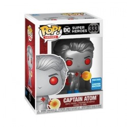 Figur Pop! WonderCon 2020 DC Comics Captain Atom Limited Edition Funko Online Shop Switzerland