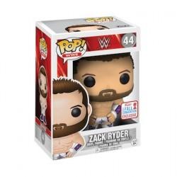 Figurine Pop! NYCC 2017 WWE Zack Ryder Edition Limitée Funko Boutique en Ligne Suisse