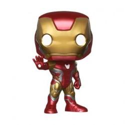 Figurine Pop! Marvel Avengers Endgame Iron Man Edition Limitée Funko Boutique en Ligne Suisse