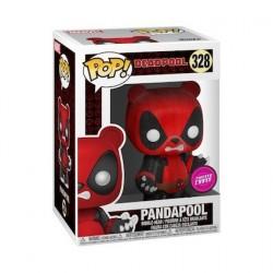 Figurine Pop! Floqué Marvel Deadpool Pandapool Chase Edition Limitée Funko Boutique en Ligne Suisse