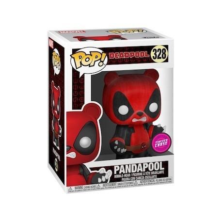 Figur Pop! Flocked Marvel Deadpool Pandapool Chase Limited Edition Funko Online Shop Switzerland