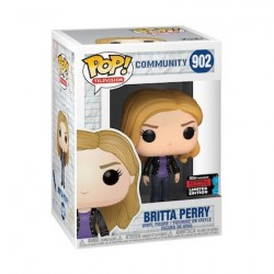 Figur Pop! NYCC 2019 Community Britta Perry Limited Edition Funko Online Shop Switzerland