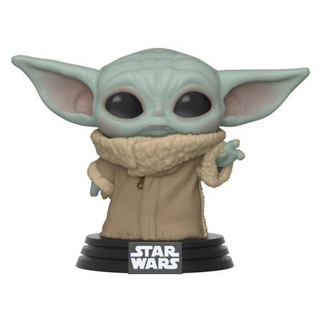 Figur Pop! Star Wars The Mandalorian The Child (Baby Yoda) Funko Online Shop Switzerland