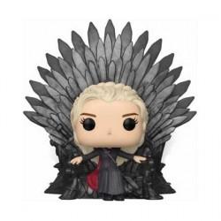 Figur Pop! 15 cm Game of Thrones Daenerys Sitting on Iron Throne Funko Online Shop Switzerland