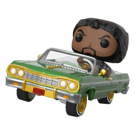 Figur Pop! Rides Ice Cube in Impala Funko Online Shop Switzerland
