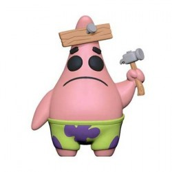 Figur Pop! Spongebob Squarepants Patrick Star with Board Funko Online Shop Switzerland