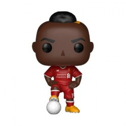Figurine Pop! Football Premier League Liverpool Sadio Mane Funko Boutique en Ligne Suisse