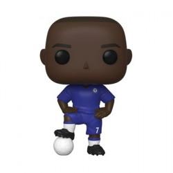 Figurine Pop! Football Chelsea N'Golo Kanté Funko Boutique en Ligne Suisse
