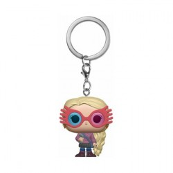Pop! Pocket Keychains Harry Potter Luna Lovegood