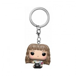 Pop! Pocket Keychains Harry Potter Hermione with Potions