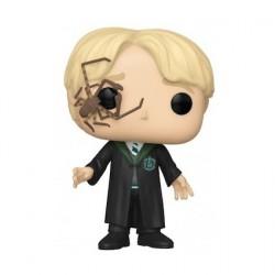Figurine Pop! Harry Potter Draco Malfoy avec Araignée Funko Boutique en Ligne Suisse