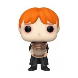 Figurine Pop! Harry Potter Ron Weasley Vomissant des Limaces avec Sceau Funko Boutique en Ligne Suisse