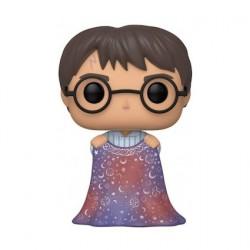 Figurine Pop! Harry Potter Harry avec Cape d'Invisibilité Funko Boutique en Ligne Suisse