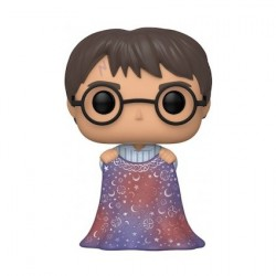 Pop! Harry Potter Harry with Invisibility Cloak