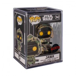 Figur Pop! Futura Star Wars Jawa with Hard Acrylic Protector Limited Edition Funko Online Shop Switzerland