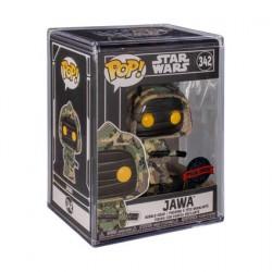 Figur Pop! Futura Star Wars Jawa with Hard Acrylic Protector Limited Edition Funko Online Shop Switzerland