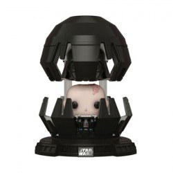 Figurine Pop! Star Wars Deluxe Movies Darth Vader in Meditation Chamber Funko Boutique en Ligne Suisse