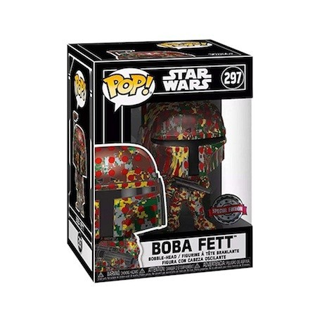 Figur Pop! Futura Star Wars Boba Fett with Hard Acrylic Protector Limited Edition Funko Online Shop Switzerland