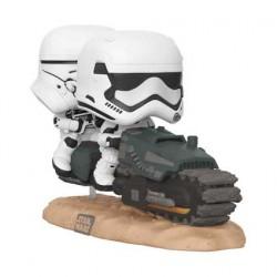 Figurine Pop! Movie Moments Star Wars Episode 9 First Order Tread Speeder Funko Boutique en Ligne Suisse