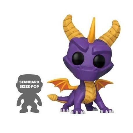 Figur Pop! 25 cm Spyro the Dragon Limited Edition Funko Online Shop Switzerland