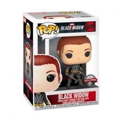 Figur Pop! Marvel Black Widow Grey Suit Limited Edition Funko Online Shop Switzerland