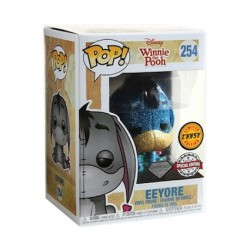 Figur Pop! Diamond Winnie the Pooh Eeyore Glitter Chase Limited Edition Funko Online Shop Switzerland