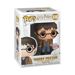 Figurine Pop! Harry Potter with Two Wands Edition Limitée Funko Boutique en Ligne Suisse