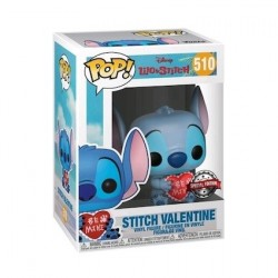 Figur Pop! Disney Stitch Valentine (Rare) Funko Online Shop Switzerland
