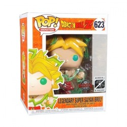 Figur Pop! 15 cm Dragon Ball Z Super Saiyan 2 Broly Limited Edition Funko Online Shop Switzerland