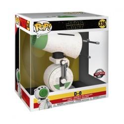 Figurine Pop! 25 cm Star Wars L'Ascension de Skywalker D-O Edition Limitée Funko Boutique en Ligne Suisse