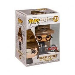 Figurine Pop! Harry Potter Sorting Hat Edition Limitée Funko Boutique en Ligne Suisse